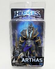 "NECA Blizzard Arthas 7"" Action Figure Series 1 (Heroes of the Storm) Warcraft"