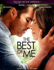 The Best of Me (Blu-ray Disc, 2015) Love Story HD Xtra Features Movies