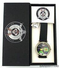 Marvin the Martian Holding Flag Character Watch in Box by Armitron