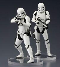 Star Wars Episode VII ARTFX+ Statuen-Doppelpack First Order Snowtrooper 18 cm