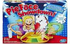 Pie Face Showdown Board Game Kids Parent Family Time Dual Challenge Hasbro Games