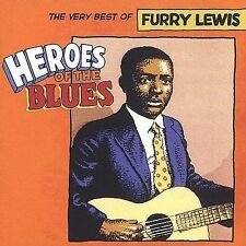 LEWIS,FURRY-HEROES OF THE BLUES: VERY BEST OF (RMST) CD NEW