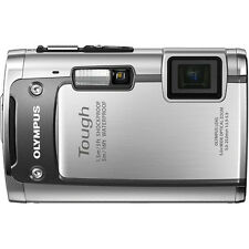 Olympus Tough TG-610 14.0 MP Digital Camera - Silver