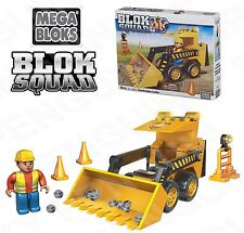 Mega Bloks Blok Squad Construction Loader 2412 - 90 Pcs, Compatible with Other