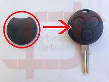 SMART Botones 3b. Botones Grandes 450 Mando Brabus City Llave Remote Carkey Case