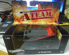 Hot Wheels The A Team Van Elite One #BLY17 New in Box Grey/Red/Blk 8+ 1:50