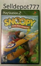 Brand New Snoopy vs. The Red Baron (Sony PlayStation 2, 2006)