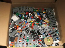Nothing but Lego Brand Legos Lot Of 70 lbs Techtonic Star Wars Train & Tracks