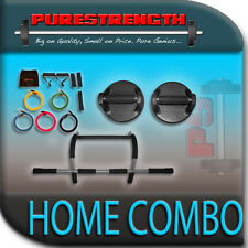 Resistance Bands Pull Chin Up Bar Perfect Pushup Push Up Handle Combo