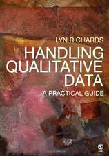 Handling Qualitative Data: A Practical Guide-ExLibrary