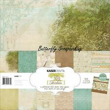 ANCESTRY HEIRLOOM Collection 12X12 Scrapbooking Kit Kaisercraft Paper Crafts NEW