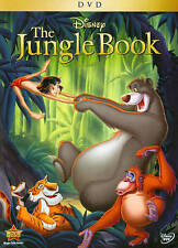 The Jungle Book (DVD, 2014, Diamond Edition)