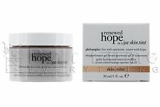 philosophy Renewed Hope in a Jar Skin Tint shade 9.5 cocoa