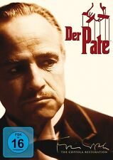 MARLON/CAAN,JAMES/CASTELLANO,RICHARD S. BRANDO - PATE 1 RESTAURIERT   DVD NEU