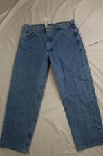 Carhartt B17 STW Faded Denim Work Jeans Pants Tag 40x34 Measure 38x30