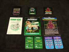 Intellivision 3 Pack Mixed Game Lot Classic Vintage Collection #2