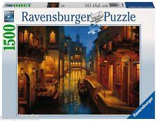 PUZZLE RAVENSBURGER 1500 Piezas Pieces EAUX DE VENISE AGUAS DE VENECIA 16308