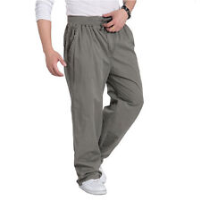 Plus Size Men's Autumn Outdoor Pants Hunting Fishing Sports Casual Trousers 6XL