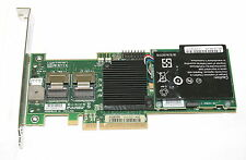 "LSI MR SAS 8708EM2 L3-01144-10A MegaRAID SAS Standard Bracket + Battery ""Offer"""