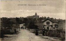 CPA Couleuvre-Maisonnette du Petit Etang (262212)