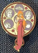 Disney Enchanted Giselle Kingdom Hearts Fantasy Pin