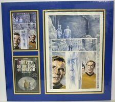 STAR TREK Original Painting by J. K. WOODWARD, City on Edge of Forever #2, pg 9