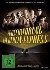Verschwörung im Berlin-Express (NEU/OVP) rabenschwarze Thrillerkomödie mit hohem