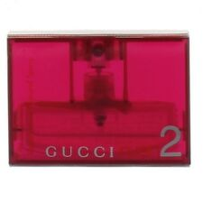 Rush 2 by Gucci for Women Mini EDT Perfume Spray 0.17 oz. New in Box