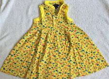 New Baby  Girls Ralph Lauren Floral Dress 4T/4Y