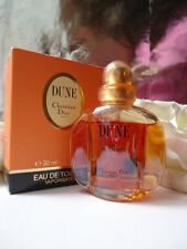 CHRISTIAN DIOR DUNE EDT 30ml RARE VINTAGE 1993 A MERE SPRAY OR TWO MISSING BOXED