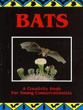 Bats: A Creativity Book for Young Conservationists