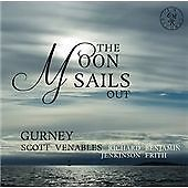 SCOTT, CYRIL / IAN VENABLES...-The Moon Sales Out - Works for Cello & PianCD NEW