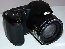 NIKON COOLPIX L810 16.1MP DIGITAL CAMERA FOR SPARES OR REPAIR