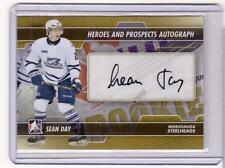 SEAN DAY 13/14 ITG H&P Prospects Rookie Autograph Auto SD Mississauga Steelheads