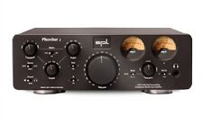 SPL Phonitor 2 Headphone Amp/Preamp Black-for balanced & unbalanced headphones