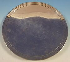 Windham by Tiffany and Co Sterling Silver Cookie Plate Footed #23117 (#1406)
