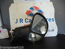 1999 - 2004 FIAT MULTIPLA O/S DRIVERS SIDE ELECTRIC WING MIRROR BLACK
