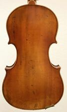 old violin 4/4 geige viola cello fiddle label FRANCESCO RUGGIERI