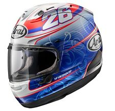 NEW IN BOX ARAI PB SNC2 RX 7X PEDROSA 61-62cm XL HELMET MADE IN JAPAN