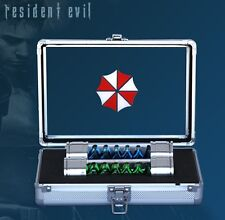 HCG RESIDENT EVIL T-Virus & Anti-Virus Prop Replica w/ Case IN STOCK Umbrella