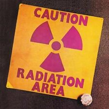 AREA - CAUTION RADIATION AREA  -  CD + VINILE + SPECIAL CARD  NUOVO