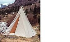 Canvas Range Tent 10'x10'
