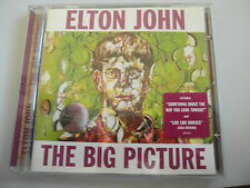 Elton John - The Big Picture ( CD Album 1997 ) Used Very Good