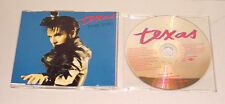 Maxi Single CD  Texas - Inner Smile  2000  4.Tracks