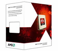 AMD Black Edition FX 4300 3.8 GHz 4 core 4 MB Processore CPU Socket AM3+ FD4300W