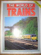 THE WORLD OF TRAINS MAGAZINE PART 58 INDIAN RAILWAYS CLASS YP 4-6-2