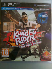 KUNG FU RIDER  PS3  SIGILLATO ITALIANO RICHIEDE  MOVE