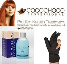 COCOCHOCO PURE BRAZILIAN KERATIN TREATMENT BLOW DRY HAIR STRAIGHTENING 250ML +