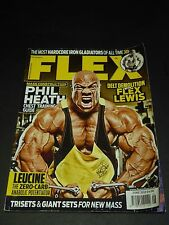 UK Flex Magazine June 2012 Many Others Available Discounted Multiple Purchases!
