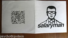 SALARYMAN - Same  Promo-CD mit Aufkleber / with sticker